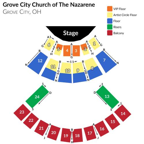 Tickets Dare To Be In Grove City Oh Itickets